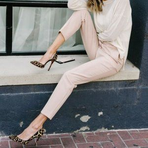 BLUSH PINK DRESS PANTS